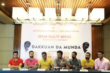 Dream Reality presents the Punjabi movie dakuan da Munda