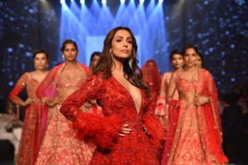 Malaika Arora Walked