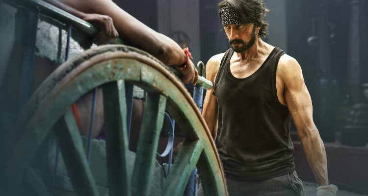SUDEEP IN ZEE STUDIOS ACTION DRAMA