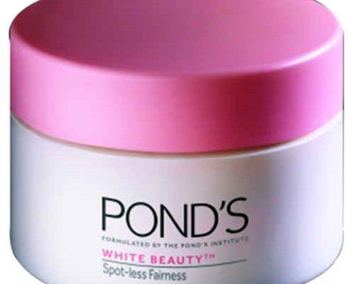 ponds white beauty